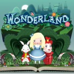 play Alice's wonderland slot